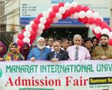 Admission fair